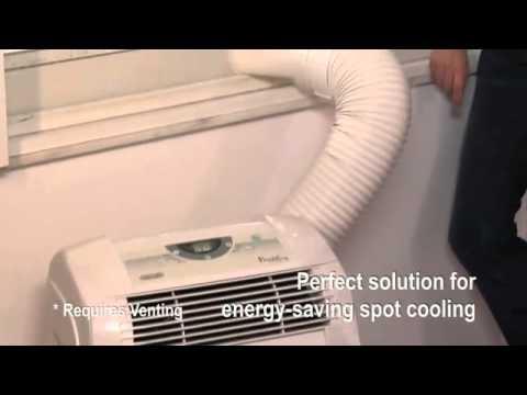 Installing A Portable Air Conditioner Portable Air