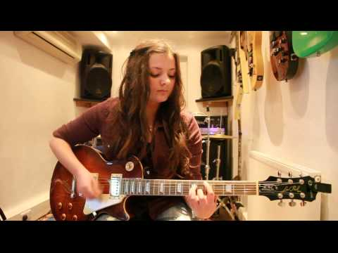 Baixar Bethany's Anastasia by Slash cover on Guitar
