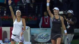 Highlights: WTA Final - Makarova/Vesnina Champions