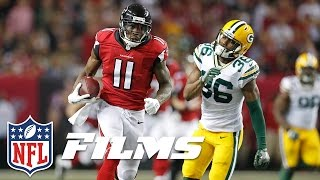 Matt Ryan Out Duels Aaron Rodgers (NFC Championship) | NFL Turning Point