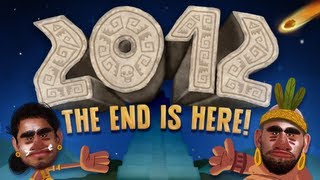 """JibJab Year in Review 2012: """"The End is Here!"""""""