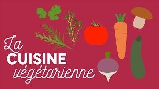 Cuisine végétarienne - Les carnets de Julie