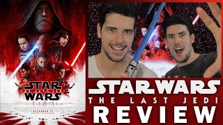 Star Wars Episode VIII: The Last Jedi Review (NO SPOILERS)