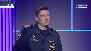 Актуальное интервью Максим Шабалин