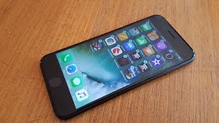 How To Delete / Uninstall Apps On Iphone 7 / 7 Plus - Fliptroniks.com