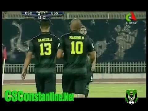 CSC 2 - ESS 2 : 2ème but de Mourad Meghni