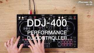 Start to DJ with DDJ-400, new Pioneer DJ Controller