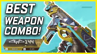 The Best Weapon Combo In Season 9 Apex Legends?