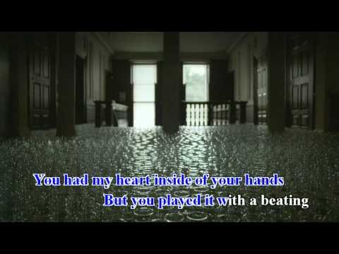 ADELE - Rolling in the deep KTV(Karaoke version)