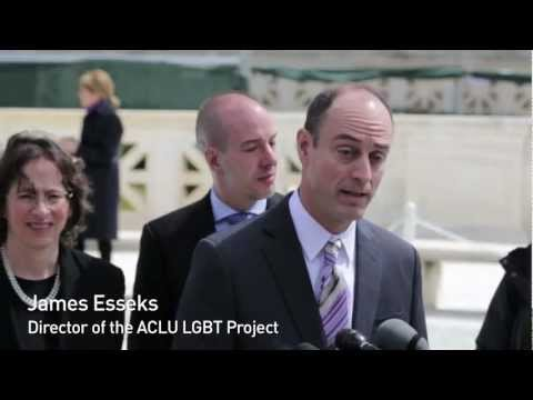 ACLU and NYCLU Supreme Court Address on DOMA Challenge
