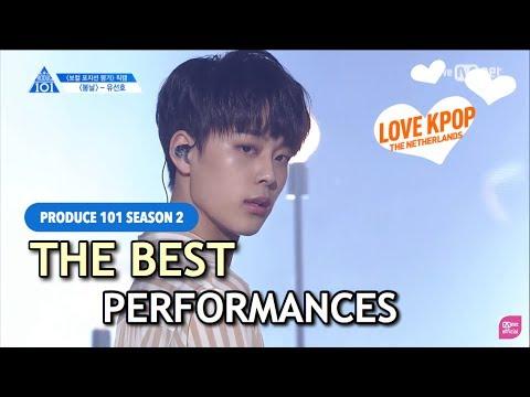 [TOP 16] THE BEST PRODUCE 101 SEASON 2 PERFORMANCES