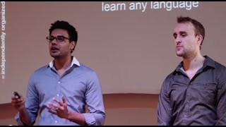 One Simple Method to Learn Any Language | Scott Young & Vat Jaiswal | TEDxEastsidePrep