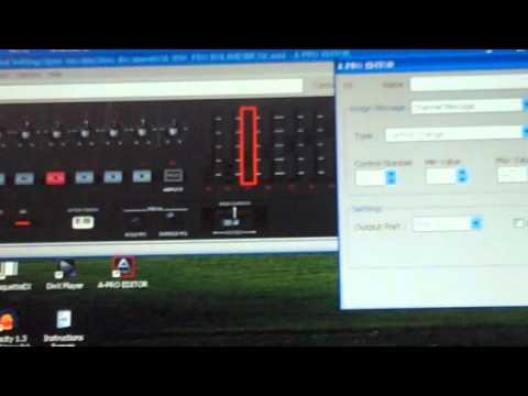 Tutoriel configurer le A 800 pro Roland pour le BK7m 1er partie.