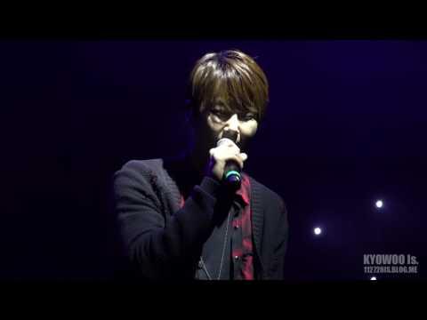 [4K] 161001 신혜성 CAMP - MUSIC SHOW : 내눈물모아