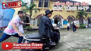 Sơn Tùng M-TP đi xe máy hát Nắng ấm xa dần khiến fan đứng ngồi không yên ▶