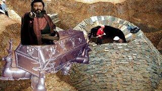 Trung Quốc khai qu.ật mộ TÀO THÁO phát hiện bí mật kinh ho.àng dấu kín 1000 năm.