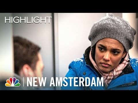 Max and Sharpe Need to Talk - New Amsterdam (Episode Highlight)