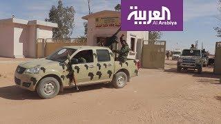 داعش يطل جنوب ليبيا!     -