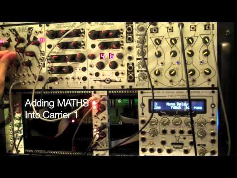 Make Noise - ModDemix Basics