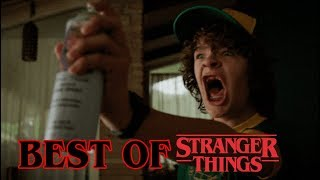 Stranger Things S3 Funniest Moments - Part 1 | Humor