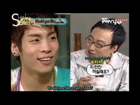Back to the time when MCs didn't know SHINee members' names
