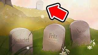 I FOUND THE NAME ON THE GRAVESTONE! | Fnaf Theory #21