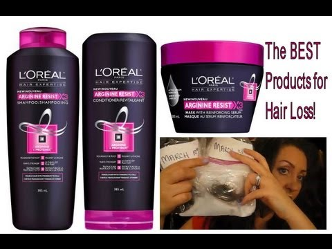 Natural Products To Prevent Hair Loss