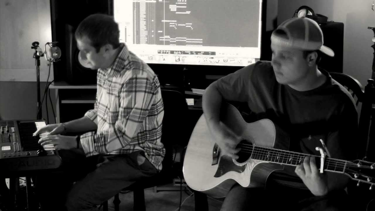 Tyler Ward And Justin Reid Feat: All The Wrong Places (Original Song