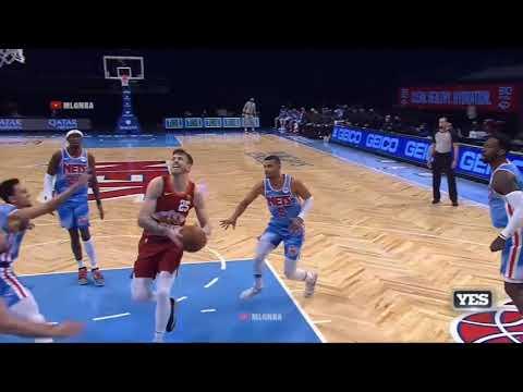 籃網vs金塊 1/13 例行賽 Highlights   2020 21 NBA Season