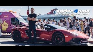 Cody Walker in Australia | DRIVE4PAUL TOUR
