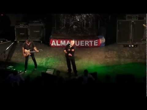 Los Decires De Ricardo Iorio- Almafuerte -La Plata 31/03/2012