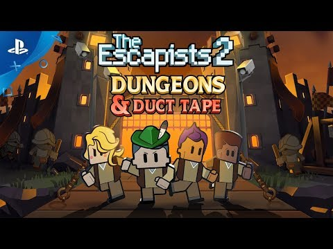 The Escapists 2 Trailer
