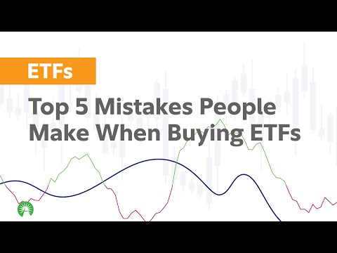 5 Mistakes Investors Make with ETFs   Fidelity
