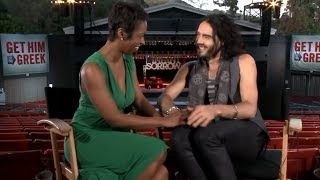 Russell Brand Picking Up Girls