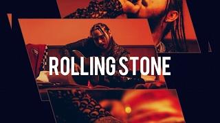 Post Malone Type Beat - Rolling Stone| Rap Instrumental 2017  (Prod. KingMezzy)