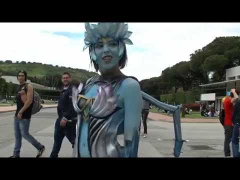 PROMO VIDEO NAPOLI COMICON 2014
