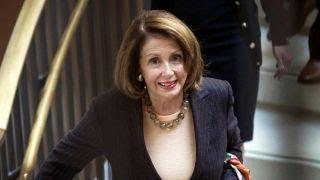 Nancy Pelosi flip-flips on Conyers
