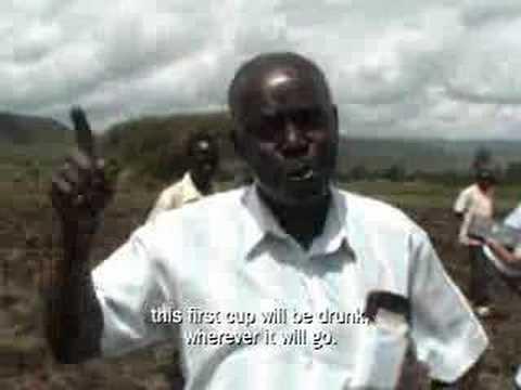Bernard Wolimbwa - Coffee Farmer Profile (Uganda)