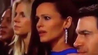 Jennifer Garner Responds To Viral Oscar Reaction Shot
