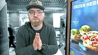 Unboxing My Ultimate McDonald's Burger...