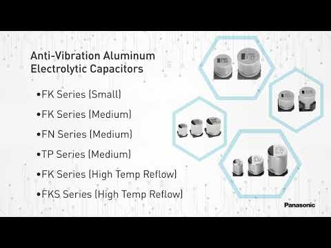 Panasonic: Anti-Vibration Capacitors