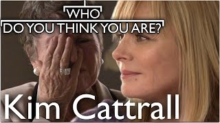 Kim Cattrall Has Never Seen Picture Of Grandfather | Who Do You Think You Are?