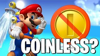 Can You Beat Super Mario Sunshine Without Collecting A Coin...? | IS IT POSSIBLE?