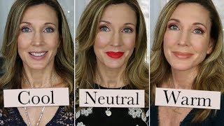 Warm, Cool, Neutral? How To Find Your Undertone & the Best Makeup & Clothing Colors for You!