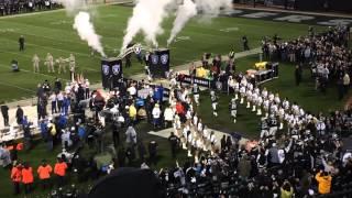 Oakland Raiders Thursday Night Football introductions