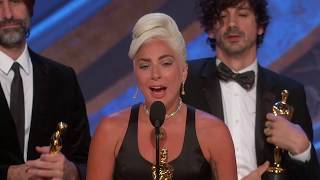 """""""Shallow"""" from """"A Star Is Born"""" wins Best Original Song"""
