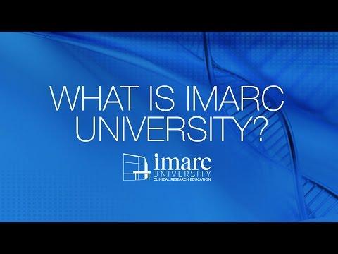 What is IMARC University?