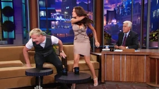When Celebs Fight - Spicy Latina vs. Feisty Brit