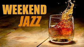 Smooth Jazz Weekend Music • Smooth Jazz Saxophone Instrumental Music for Relaxing and Study