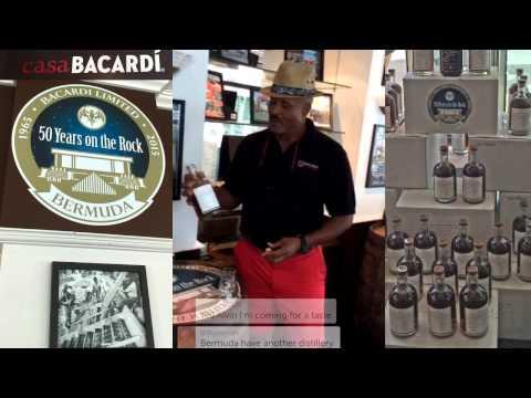 Bacardi Reserve Tasting @ Casa Bacardi